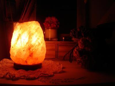 les fabuleuses lampes de sel de l himalaya massatgesdelmon. Black Bedroom Furniture Sets. Home Design Ideas
